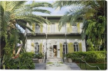 Canvas Hemingway House, Key West, Florida, Verenigde Staten