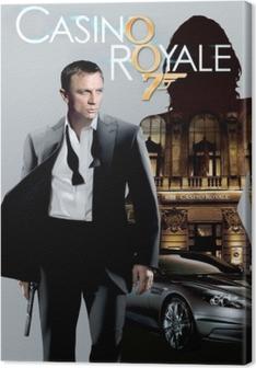 Canvas James Bond
