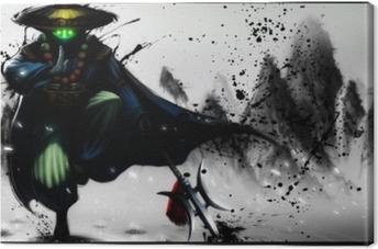 Canvas Jax - League of Legends