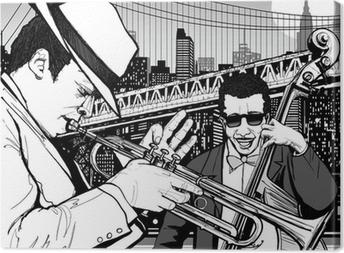 Canvas Jazz in New York