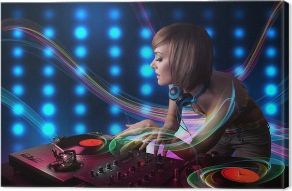 https://t1.pixers.pics/img-1fb6f67c/canvas-jong-dj-meisje-mengen-records-met-kleurrijke-verlichting.jpg?H4sIAAAAAAAAA3WO3W6DMAyFXydIATsJMYQH6G0fAVEIHRs_UZJu1Z5-RlUvJ1_4-FjHn-Gxp2H2MPo9-wjbMk2rh3lZeUpd9Gn59cISSSw6dleByOr49nGMRxCl1bJUppWErbRaF93PwMltiF_iI-eQOoBkqrA8-Ry3McG4JdCoCJDANtaa2btJaYd9WI-8H6XBp8Yq7HeJZxXvLxpE2Zz0HJdN8DsHc7L4DPcC_mG9NHAKLlewDmoNjsDQafWXq3W1dmSop7kdfG10jYo3zaBN60c31eZ2c6SMrZjyB8oemewrAQAA