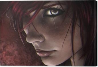 Canvas Katarina - League of Legends