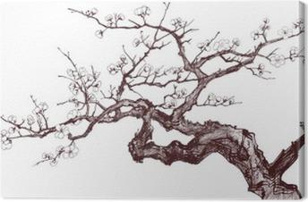 Canvas Kerseboom
