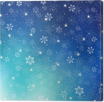 Fotobehang Kerst Sneeuw Achtergrond Pixers We Leven Om Te