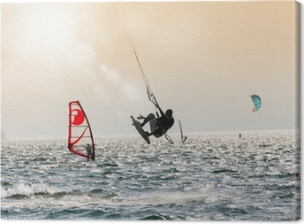 Canvas Kite & windsurf