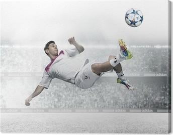 Canvas Leo Messi