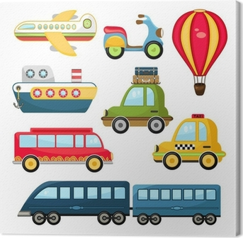 Canvas Leuke Vector Transport