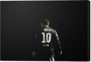 Canvas Lionel Messi