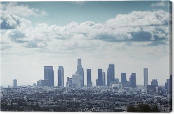 Canvas Los Angeles California