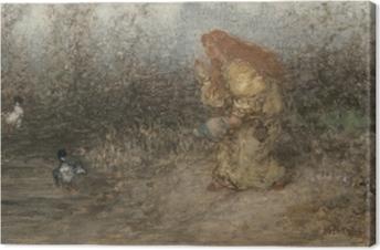 Canvas Matthijs Maris - Pohádka
