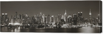 Canvas Midtown Manhattan Skyline