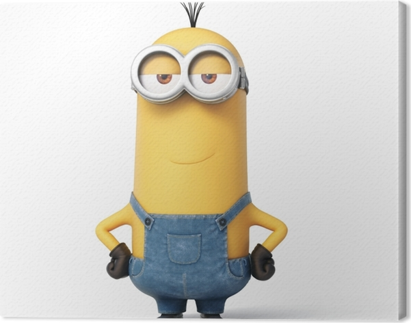 Canvas Minion Kevin - PI-31