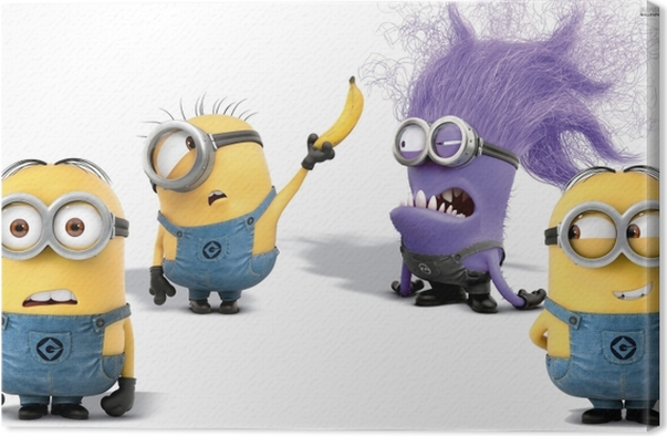 Canvas Minions - Criteo