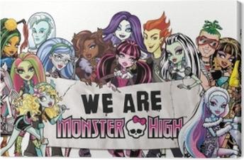 Canvas Monster High