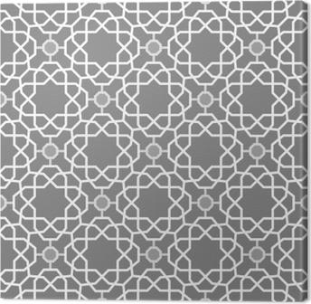 Naadloze achtergrond voor uw ontwerpen  modern ornament  geometrisch  abstract patroon