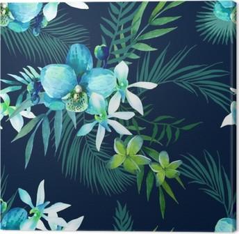 Canvas Naadloze patroon