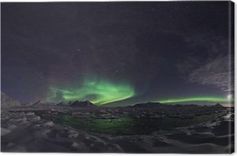 Canvas Noorderlicht, Spitsbergen
