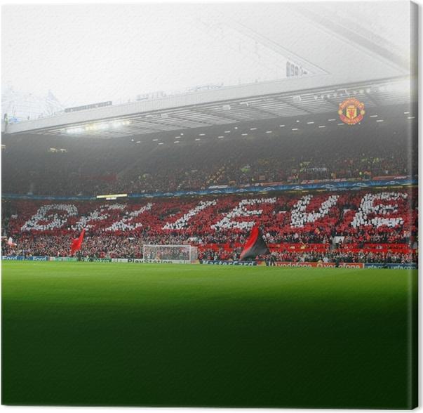 Canvas Old Trafford - Thema's