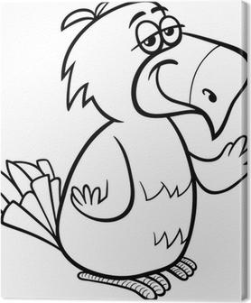 Sticker Papegaai Vogel Cartoon Kleurplaat Pixers We Leven Om Te
