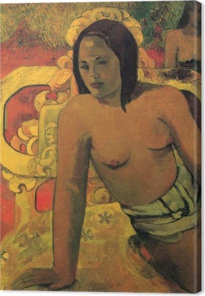 Canvas Paul Gauguin - Vairumati - Reproducties