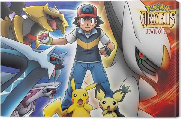 Canvas Pokémon - Thema's
