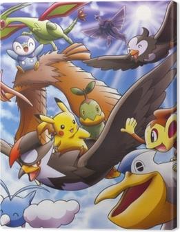 Canvas Pokémon