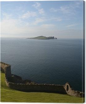 Canvas premium Howth panorama