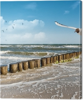 Canvas premium Ostsee