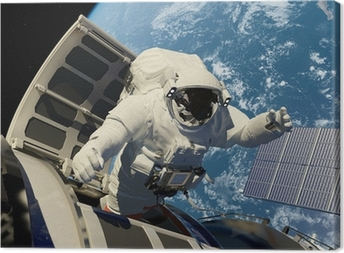 Access to space. Canvas Print