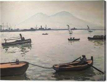 Albert Marquet - Vesuvius Canvas Print