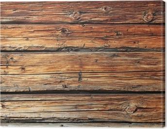 altes Holz Canvas Print