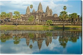 Angkor Wat, Siem reap, Cambodia. Canvas Print