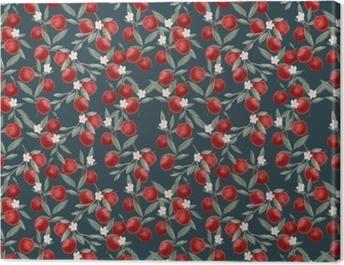 Apple Tree - Nina Ho Canvas Print