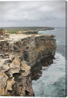 Australia - Royal National Park Canvas Print