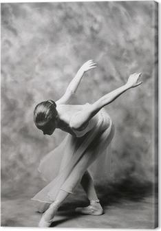 bailarina 2 Canvas Print