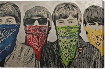 Banksy Canvas Print