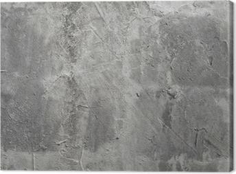 beton wall Canvas Print