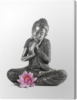 bouddha et Sérénité Canvas Print