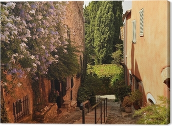 Cagne 8 Canvas Print