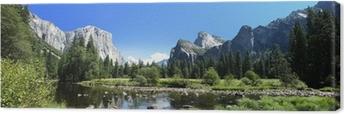 Californie - Yosemite National Park Canvas Print