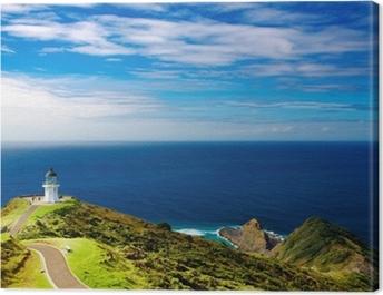 Cape Reinga Lighthouse, New Zealand Canvas Print