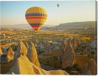 Cappadocia. Turkey Canvas Print