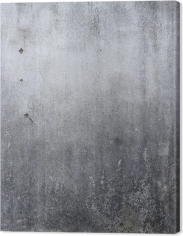 cement wall texture, rough concrete background Canvas Print