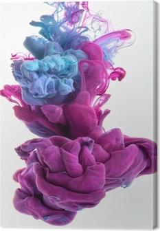 color dop Canvas Print