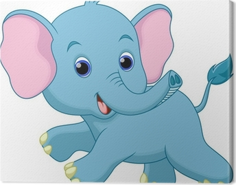 Cute Elephant Pictures Animated