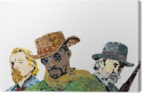 Django Canvas Print - Themes