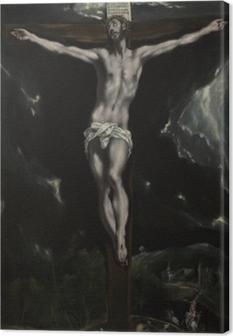 El Greco - The Crucifixion Canvas Print