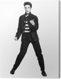 Elvis Presley Canvas Print