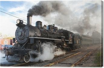 Essex Steam Train Canvas Print