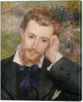 Eugène Murer Canvas Print